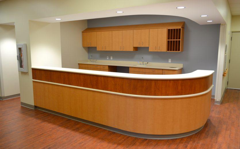 Kindred Hospital Nurses Station–Dayton, OH
